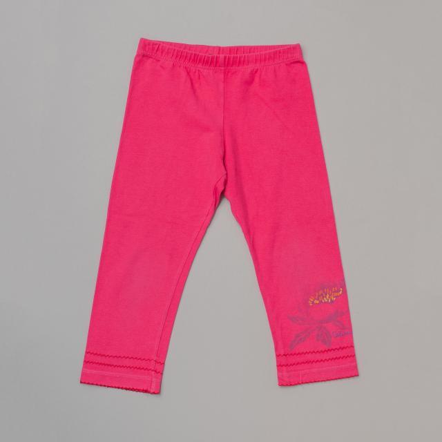Catamini Hot Pink Leggings