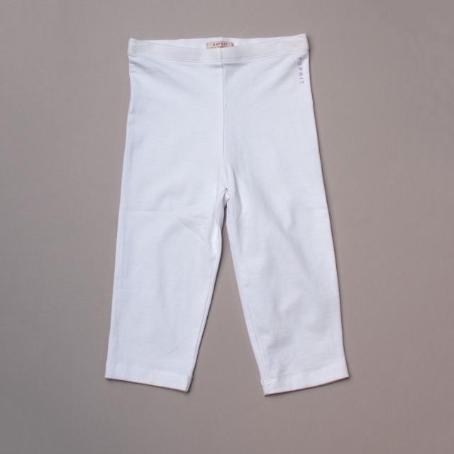 Esprit White Leggings